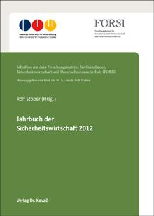 Jahrbuch der Sicherheitswirtschaft 2012