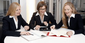 Anwältinnen der EVENTLawyers