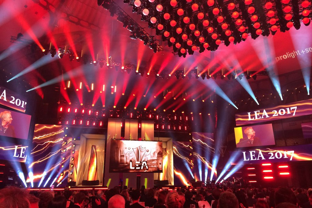 LEA Verleihung 2017