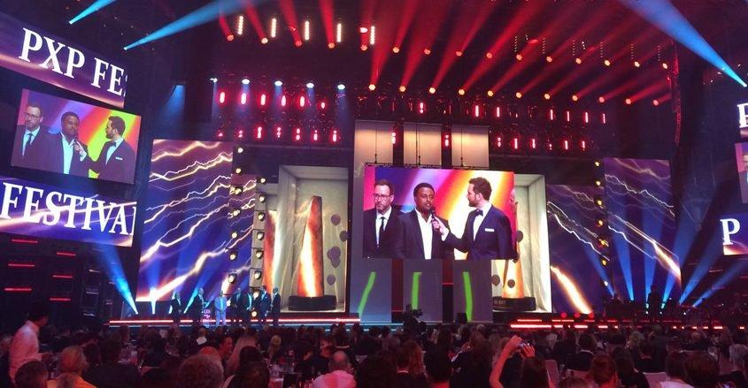 Das PxP Festival als Preisträger bei der LEA Veranstaltung