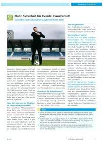 Rechtsbrief Marketing 01/11