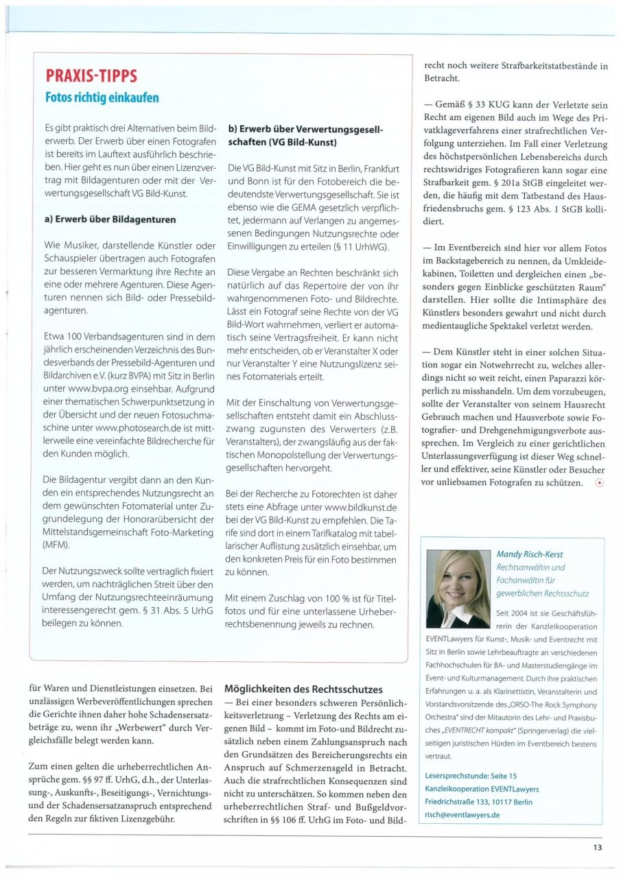 Rechtsbrief Marketing 10/10