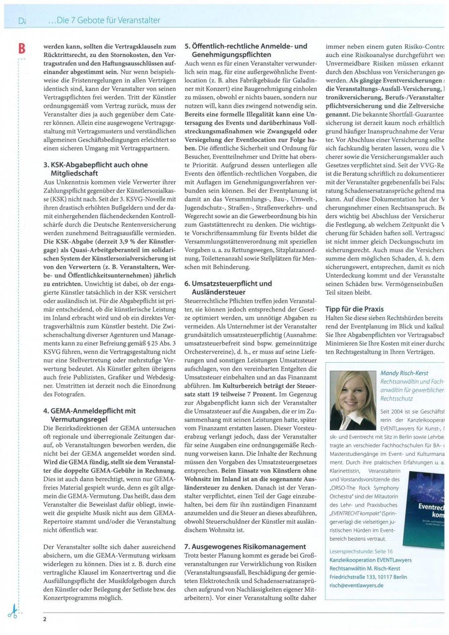 Rechtsbrief Marketing 03/10